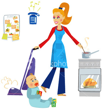 housewife-and-mother