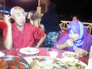 Hussin and Radhiah